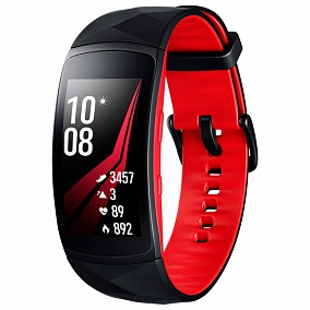 Samsung Gear Fit 2 Pro Black SM-R365NZRASER