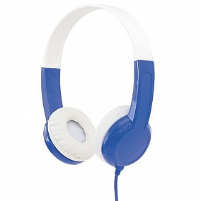 BuddyPhones Discover Blue