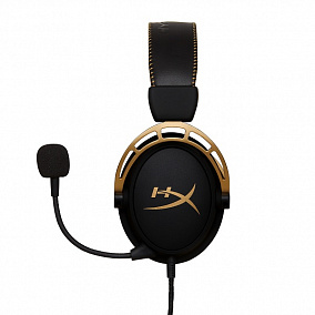 Kingston HyperX Cloud Alpha Limited Edition Black-Gold