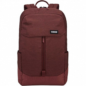 Thule Lithos Backpack 20L Burgundy