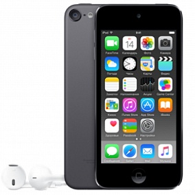 Apple iPod Touch 6 - 32Gb Space Grey MKJ02RU/A