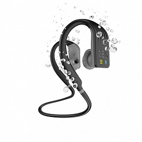 JBL Endurance Dive Black