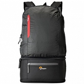 LowePro Passport Duo Black-Black LP37021-PWW