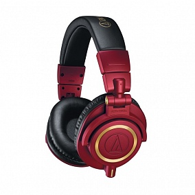 Audio-Technica ATH-M50X Red