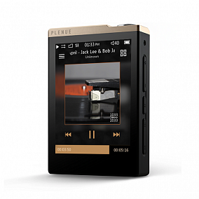 Cowon iAudio Plenue D 32Gb Gold-Black