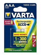 Varta Ready To Use AAA 1000 mAh (2 шт)
