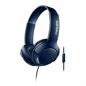 Philips SHL3075BL/00 Bass+ Blue