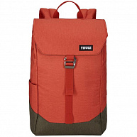Thule Lithos Backpack 16L Rooibos Forest Night
