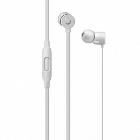 Beats urBeats 3 Earphones Lightning Matte Silver MR2F2ZE/A