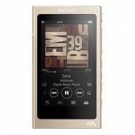 Sony NW-A45HN Gold