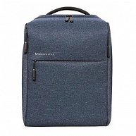 Xiaomi Simple Urban Life Style Backpack Dark Blue