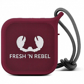 Fresh 'n Rebel Rockbox Pebble Bluetooth Ruby