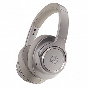 Audio-Technica ATH-SR50BTBW Brown