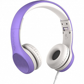 LilGadgets Connect+ Style Purple