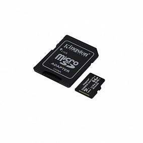Kingston Micro Secure Digital HC Class10 UHS-I Canvas Select SDCS2/64GB