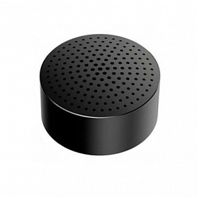 Xiaomi Mi Portable Round Box Black