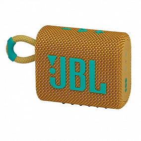JBL Go 3 Yellow