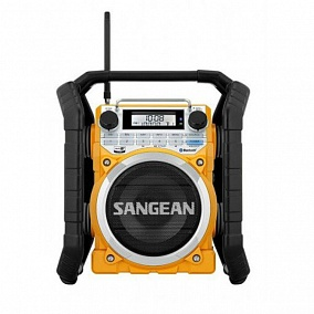 Sangean U4 Yellow