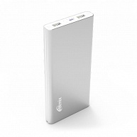 Ritmix RPB-12077P Silver power bank