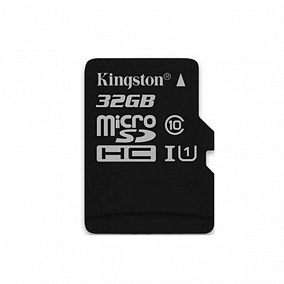 Kingston microSDHC (32Gb) Class 10