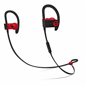 Beats Powerbeats 3 Decade Collection Defiant Black-Red