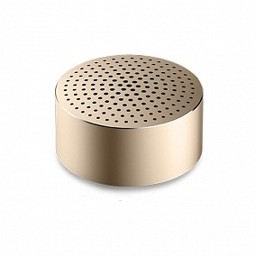 Xiaomi Mi Portable Round Box Gold