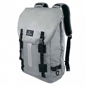 Victorinox Altmont 3.0 Flapover Laptop Backpack Gray 32389404