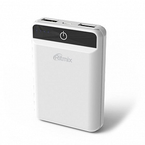 Ritmix RPB-10003L Power Bank White