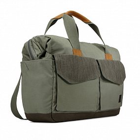 Case Logic LoDo Attache LODB-115 PETROL GREEN
