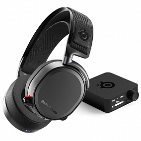 SteelSeries Arctis Pro Wireless Black 61473