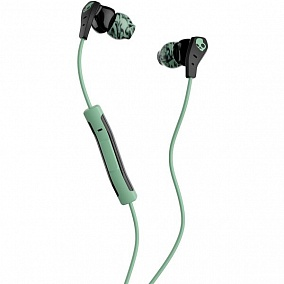 Skullcandy Method In-Ear Mic Black-Mint-Swirl S2CDY-K602