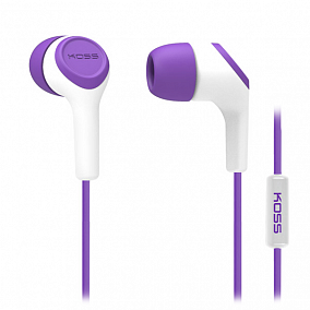 Koss KEB15i Purple