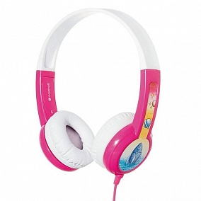 BuddyPhones Discover Pink