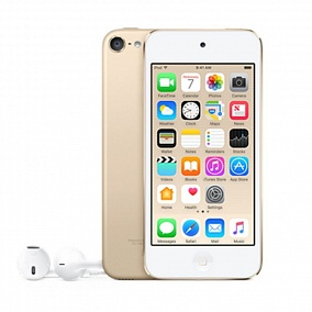 Apple iPod Touch 6 - 16Gb Gold MKH02RU/A