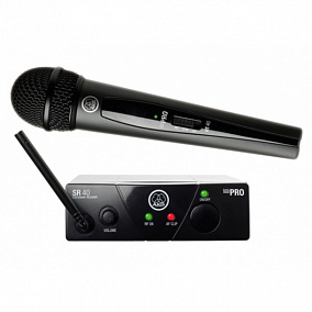 AKG WMS40 Mini Vocal Set Band US45B