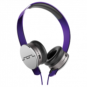 Sol Republic TRACKS HD MFi Purple (1241-05)