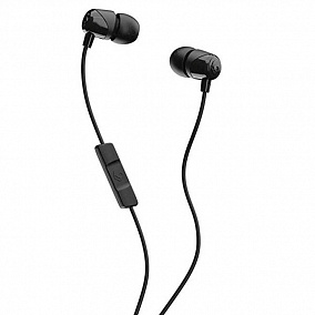 Skullcandy Jib In-Ear W/Mic Black-Black-Black S2DUYK-343